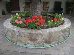 Custom stone work - Masonry Work - Napa California