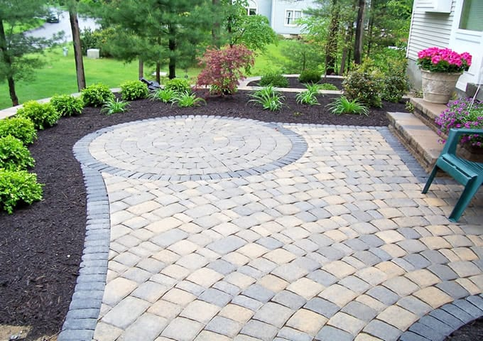 Custom Pavers Patio