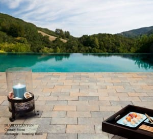 Castlelite Pavers - Northern California - Napa Valley
