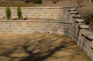 paver retaining walls - NorCal