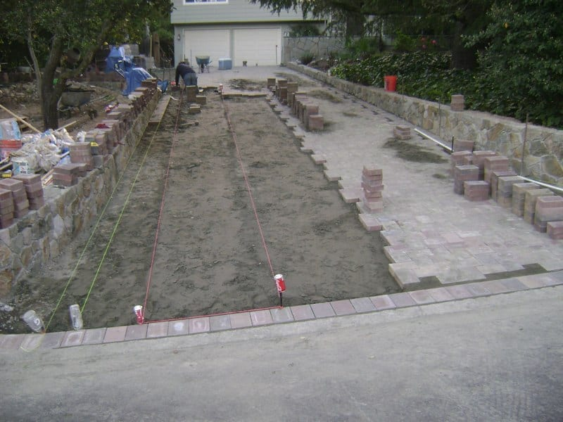 Tools to Install Pavers