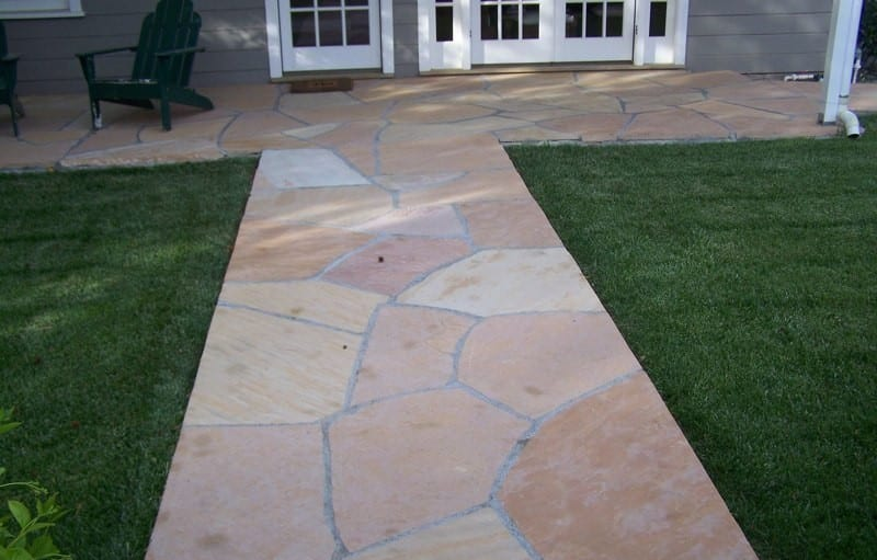 Flagstone Installers in Napa County, Sonoma County, Marin County, Lake County