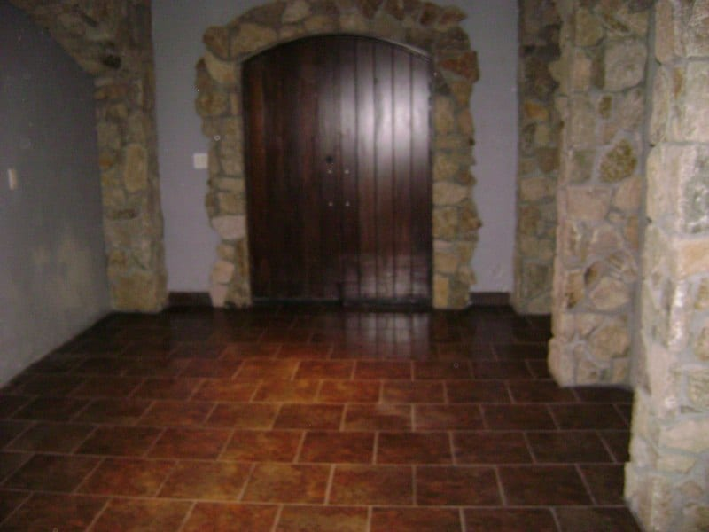 Interior Stone work - Napa California