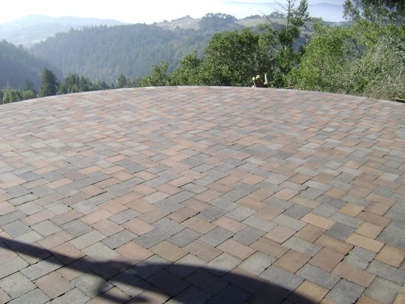 Patio Pavers - Calistoga California2