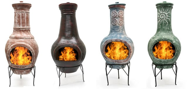 Which is better a chimenea or a fire pit - Chimeneas orus ...