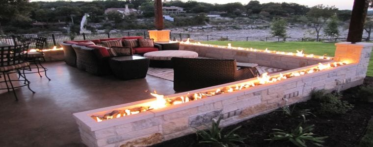Fire Pit Forms - Northern California