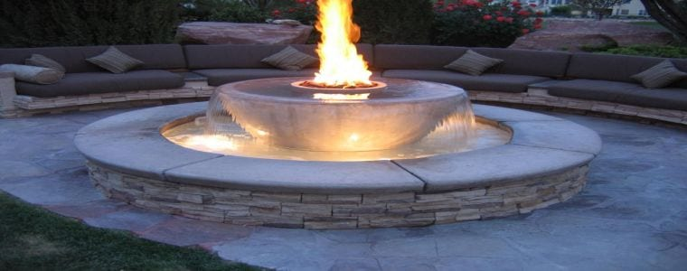 12 Fire Pit Designs For Your Backyard & Its Personality! on Fire Pit Design  id=26464