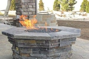 Fire Pit Installation and Ideas, California