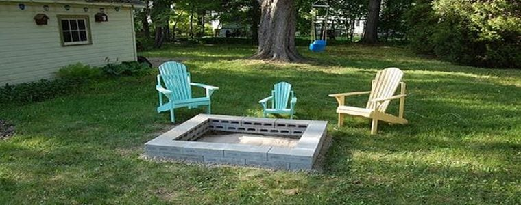 Cinder Block Fire Pit – Cost Effective Alternative