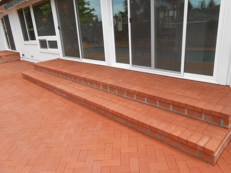 Brick Installation in Marin County, Sonoma County, Napa County, Lake County