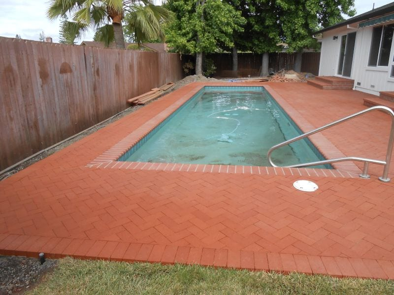 Brick installers in Contra Costa County, Solano County, East Bay Area