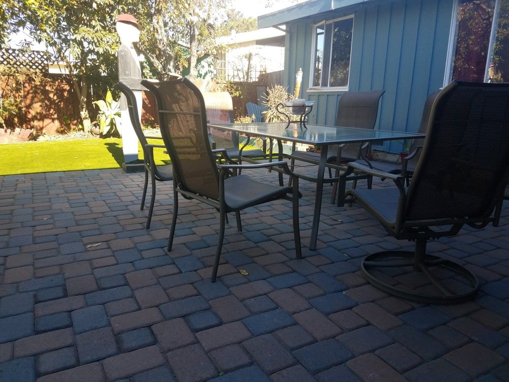 Paver Patio Installation in East Bay Area and Bay Area