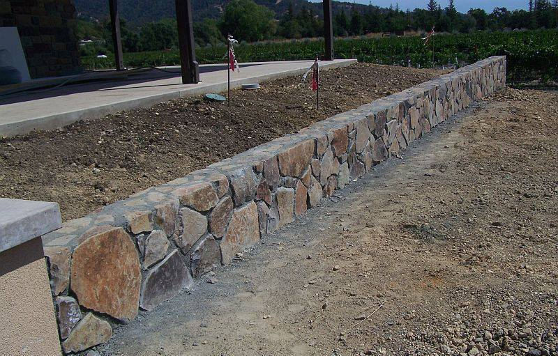 Syar Natural Stone Installation made in Marin County, Contra Costa County